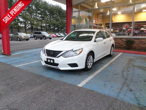 2016 Nissan Altima 2.5 S in WATERBURY, CT