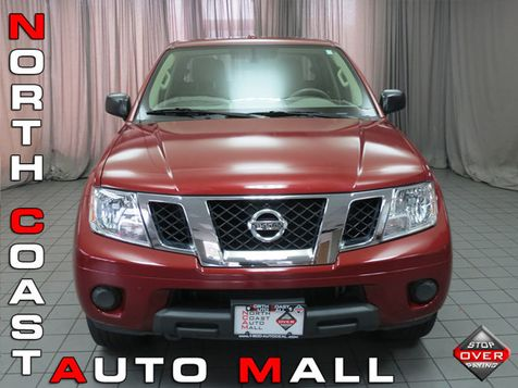 2016 Nissan Frontier 4WD Crew Cab SWB Automatic SV in Akron, OH