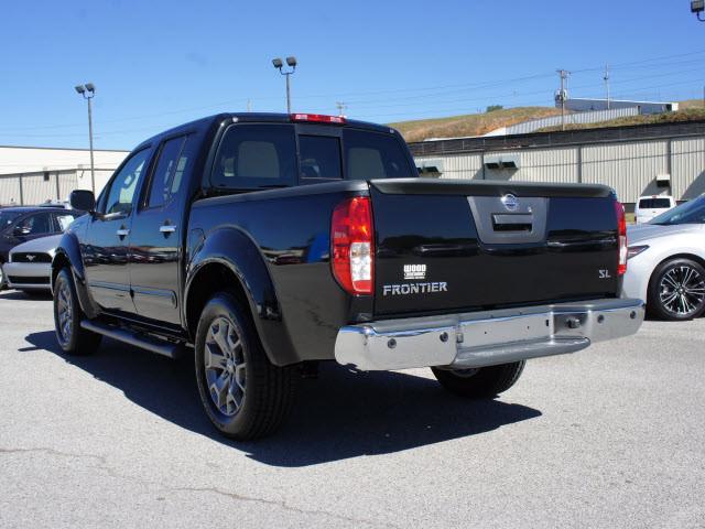 2016 Nissan Frontier SL Harrison, Arkansas 1