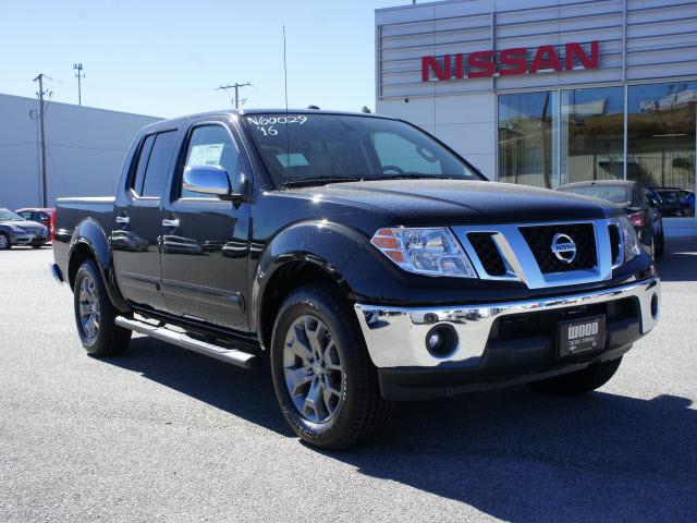 2016 Nissan Frontier SL Harrison, Arkansas 3