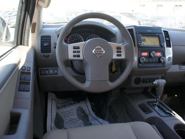 2016 Nissan Frontier SL Harrison, Arkansas 4