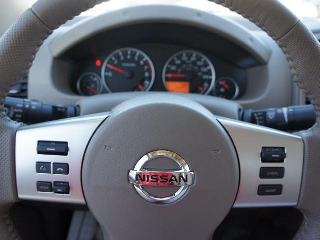 2016 Nissan Frontier SL Harrison, Arkansas 7