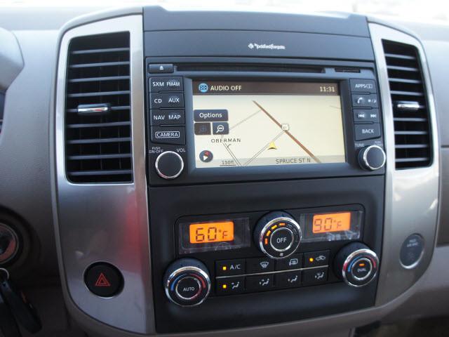 2016 Nissan Frontier SL Harrison, Arkansas 8