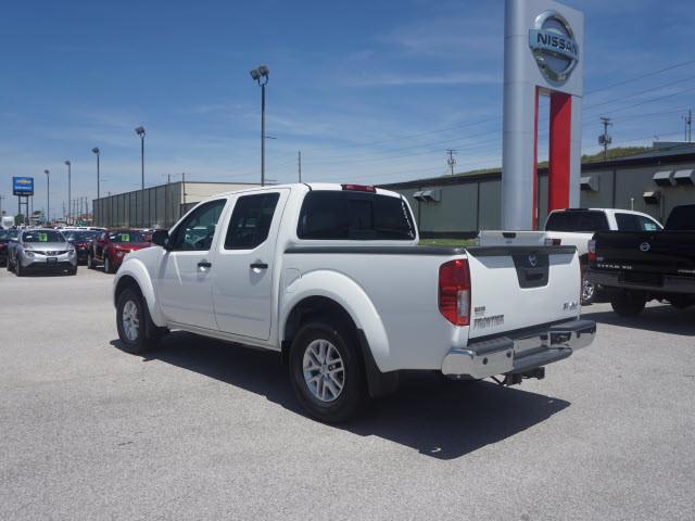 2016 Nissan Frontier SV Harrison, Arkansas 1