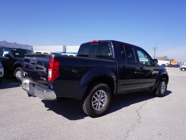 2016 Nissan Frontier SV Harrison, Arkansas 2