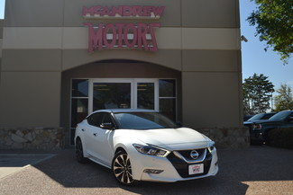 2016 Nissan Maxima in Arlington Texas