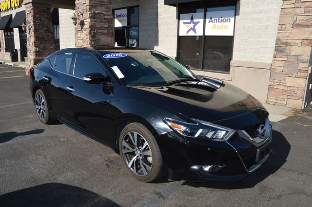 2016 Nissan Maxima 3.5 SV | Bountiful, UT | Antion Auto in Bountiful UT
