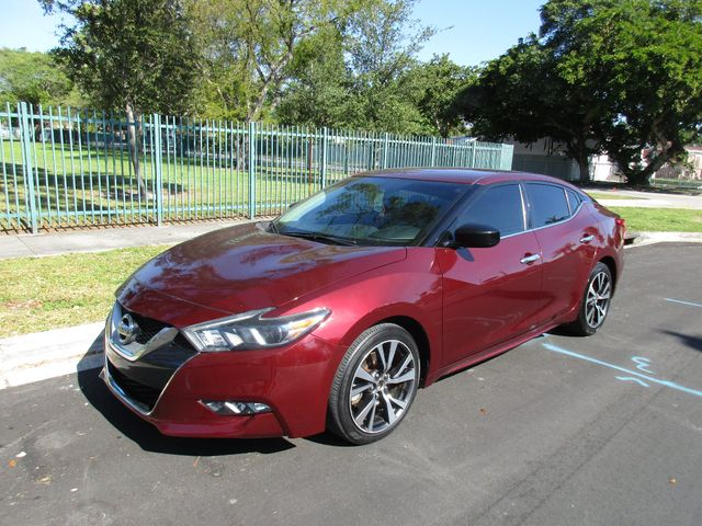 2016 Nissan Maxima 35 SV Come and visit us at oceanautosalescom for our expanded inventoryThis