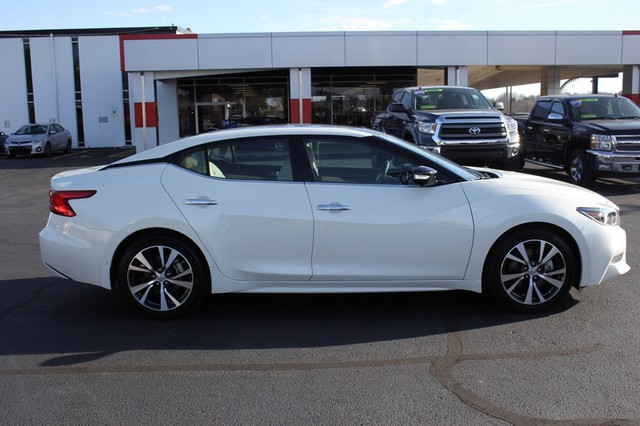 2016 Nissan Maxima 3.5 Platinum FWD - TOP OF THE LINE! Mooresville , NC 14