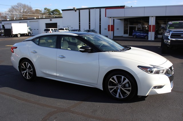 2016 Nissan Maxima 3.5 Platinum FWD - TOP OF THE LINE! Mooresville , NC 22