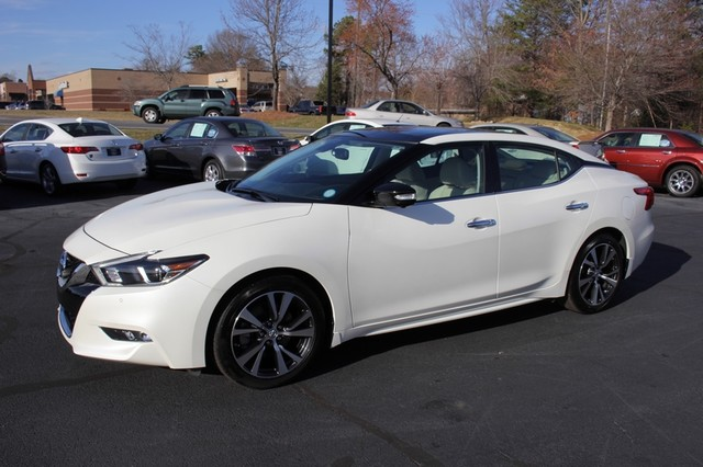 2016 Nissan Maxima 3.5 Platinum FWD - TOP OF THE LINE! Mooresville , NC 23