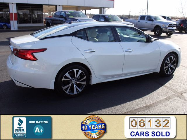 2016 Nissan Maxima 3.5 Platinum FWD - TOP OF THE LINE! Mooresville , NC 1