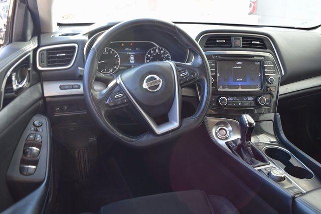 2016 Nissan Maxima 3.5 S Richmond Hill, New York 9
