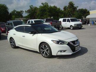 2016 Nissan Maxima 3.5 SL San Antonio, Texas 3