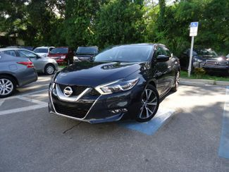 2016 Nissan Maxima NAVIGATION SEFFNER, Florida