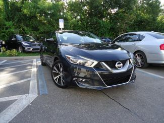 2016 Nissan Maxima NAVIGATION SEFFNER, Florida 6