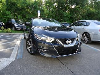 2016 Nissan Maxima NAVIGATION SEFFNER, Florida 7