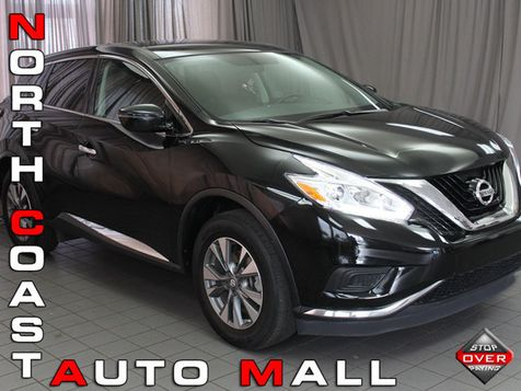 2016 Nissan Murano FWD 4dr S in Akron, OH