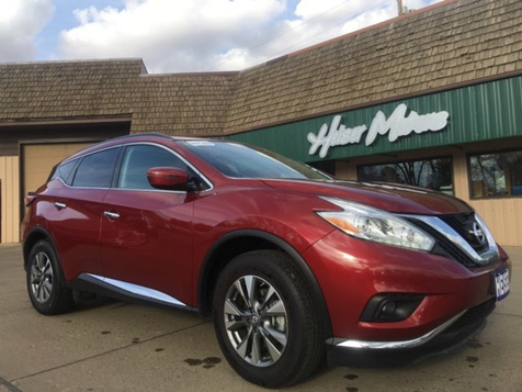 2016 Nissan Murano SV in Dickinson, ND