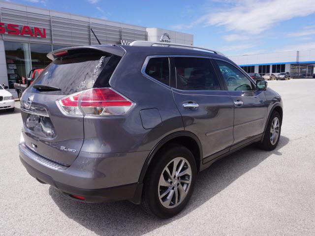 2016 Nissan Murano S Harrison, Arkansas 3