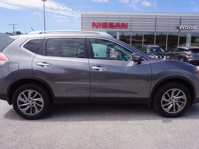 2016 Nissan Murano S Harrison, Arkansas 4
