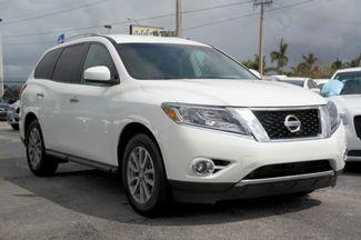 2016 Nissan Pathfinder SV Hialeah, Florida 2