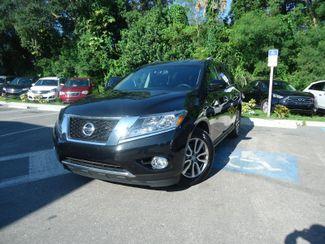 2016 Nissan Pathfinder SV SEFFNER, Florida