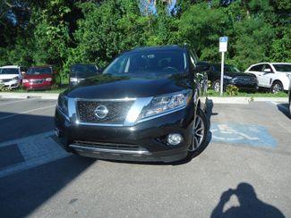 2016 Nissan Pathfinder SV SEFFNER, Florida 5