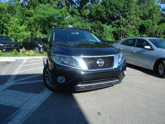 2016 Nissan Pathfinder SV SEFFNER, Florida 7