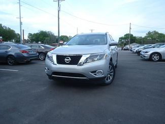 2016 Nissan Pathfinder 4x4 SEFFNER, Florida