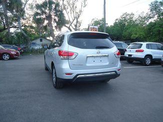 2016 Nissan Pathfinder 4x4 SEFFNER, Florida 11