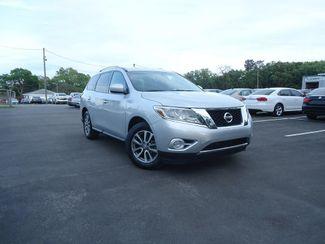 2016 Nissan Pathfinder 4x4 SEFFNER, Florida 7