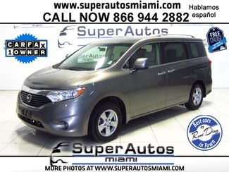 2016 Nissan Quest SV Doral (Miami Area), Florida