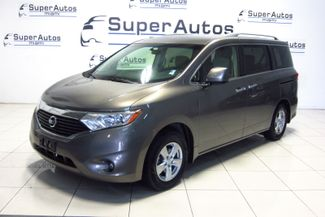 2016 Nissan Quest SV Doral (Miami Area), Florida 1