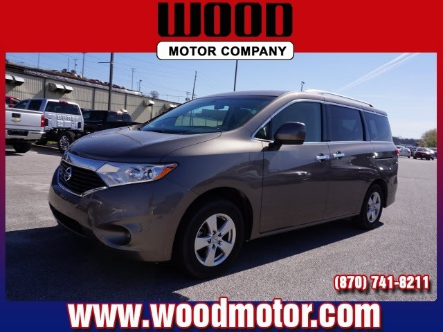 2016 Nissan Quest SV Harrison, Arkansas 0