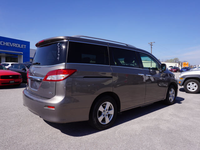 2016 Nissan Quest SV Harrison, Arkansas 2