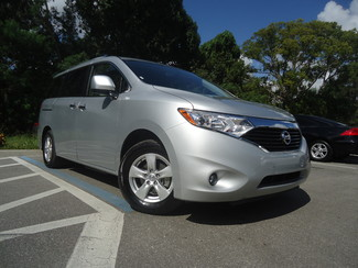 2016 Nissan Quest SV Tampa, Florida 33
