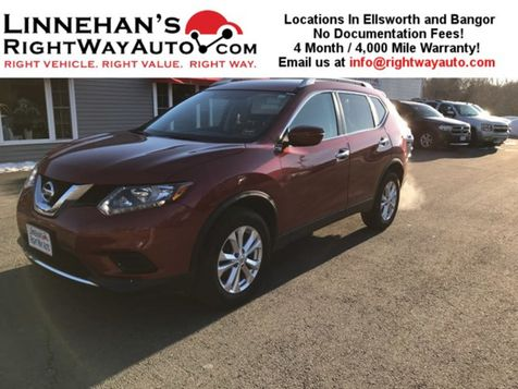 2016 Nissan Rogue SV in Bangor