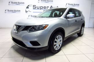 2016 Nissan Rogue SV Doral (Miami Area), Florida 8