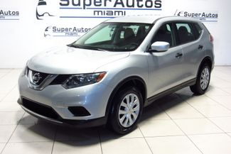 2016 Nissan Rogue SV Doral (Miami Area), Florida 1