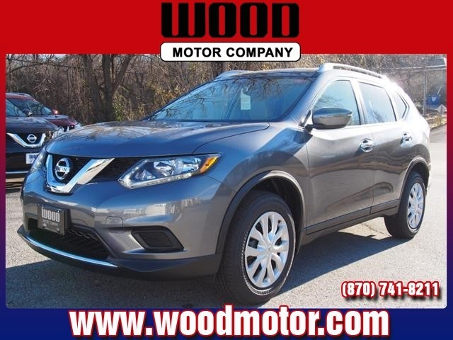 2016 Nissan Rogue S Harrison, Arkansas 0