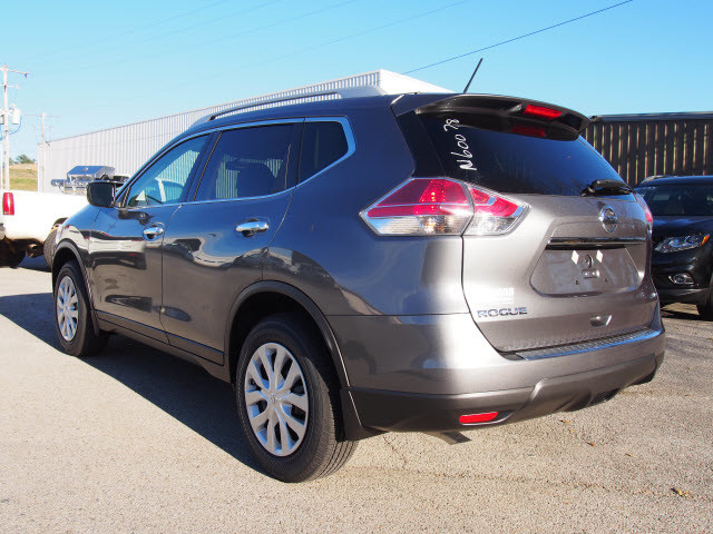 2016 Nissan Rogue S Harrison, Arkansas 1