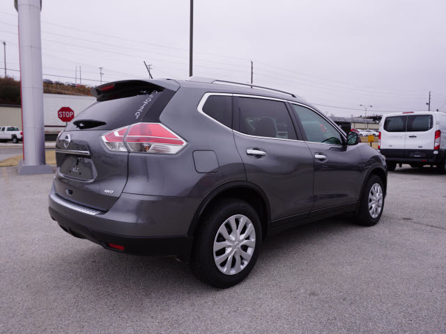 2016 Nissan Rogue S Harrison, Arkansas 11
