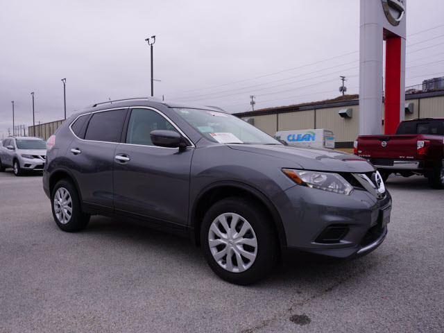2016 Nissan Rogue S Harrison, Arkansas 12