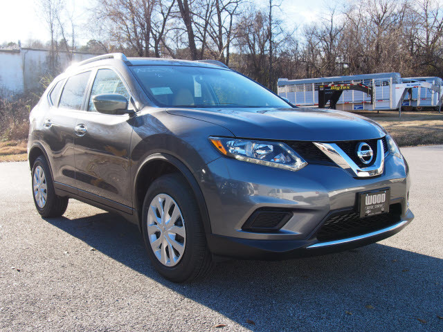 2016 Nissan Rogue S Harrison, Arkansas 3