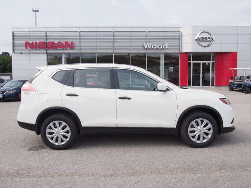 2016 Nissan Rogue S  city Arkansas  Wood Motor Company  in , Arkansas