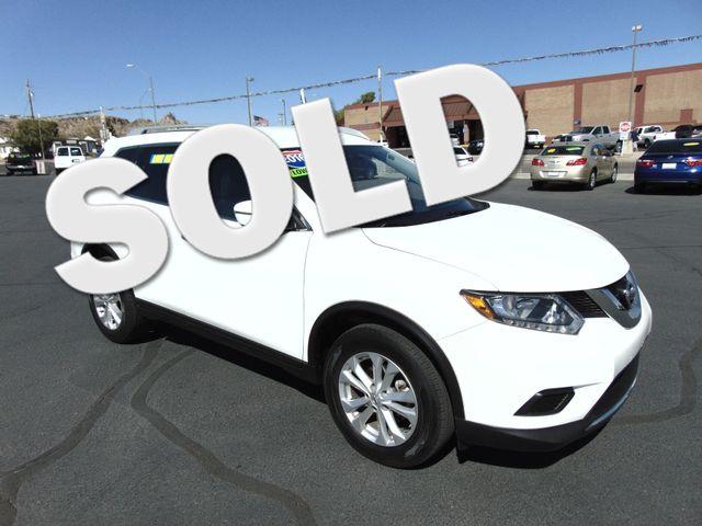2016 Nissan Rogue SV   Kingman, Arizona   66 Auto Sales in Kingman Arizona
