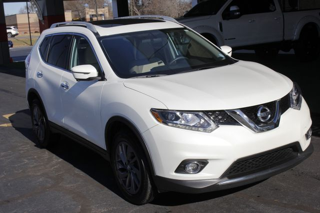 2016 Nissan Rogue SL PREMIUM EDITION AWD - NAV - SUNROOFS! Mooresville , NC 24