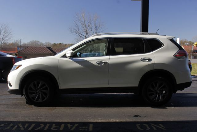 2016 Nissan Rogue SL PREMIUM EDITION AWD - NAV - SUNROOFS! Mooresville , NC 17