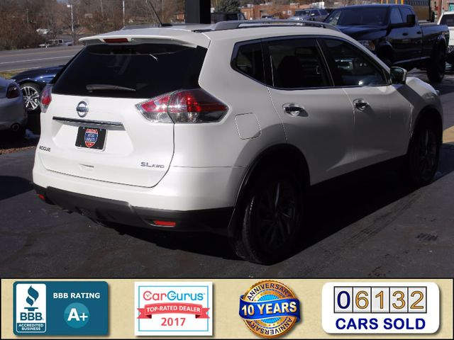 2016 Nissan Rogue SL PREMIUM EDITION AWD - NAV - SUNROOFS! Mooresville , NC 2